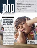 Image PHP cover Table of Contents and Boy holding his head